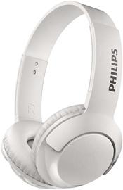 Ausinės Philips SHB3075WT/00 White, belaidės