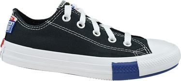Converse Chuck Taylor All Star Junior Low Top 366992C Black 31.5