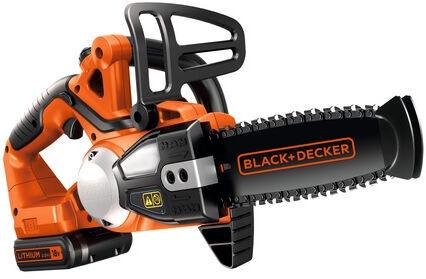 Электрическая пила Black & Decker GKC1820L20-QW