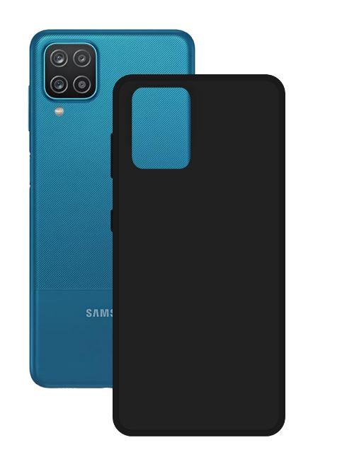 Silikoonist ümbris Ksix Samsung Galaxy A12 black