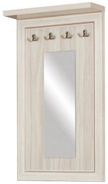 Bodzio Clothes Hanger With Mirror Grenada Latte