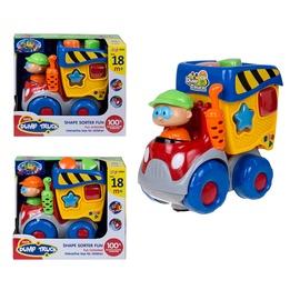 Интерактивная игрушка Cute Bump Truck 602990606