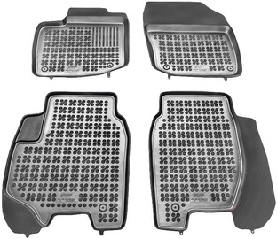 Резиновый автомобильный коврик REZAW-PLAST Honda Civic Station Wagon 2014, 4 шт.