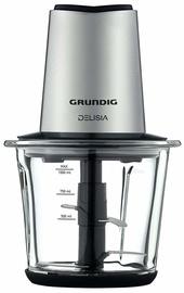 Grundig Delisia CH 8680 Inox/Black