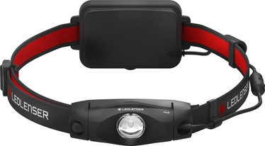 Ledlenser H4R Headlamp Black/Red