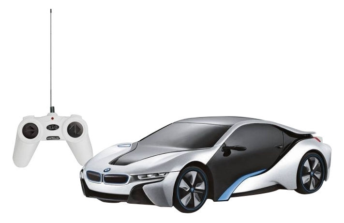 Rastar BMW I8 1:24 48400 White