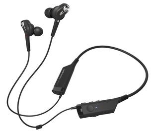 Ausinės Audio-Technica ATH-ANC40BT Black