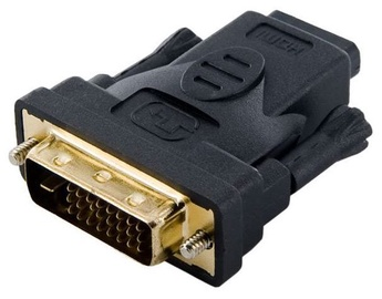 Adapter 4World Adapter DVI-D to HDMI Black
