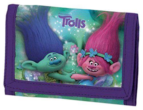 Coriex Wallet DreamWorks Trolls O94434