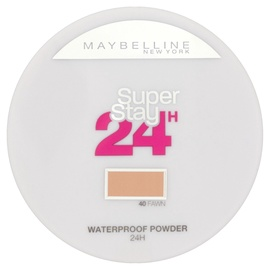 Maybelline Super Stay 24h Longwear Waterproof Powder 9g 40