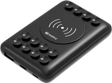 Sandberg Powerbank 10000mAh + Wireless 10W