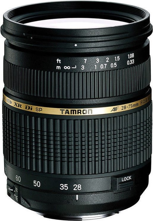Tamron SP AF 28-75mm f/2.8 XR Di LD (IF) for Canon