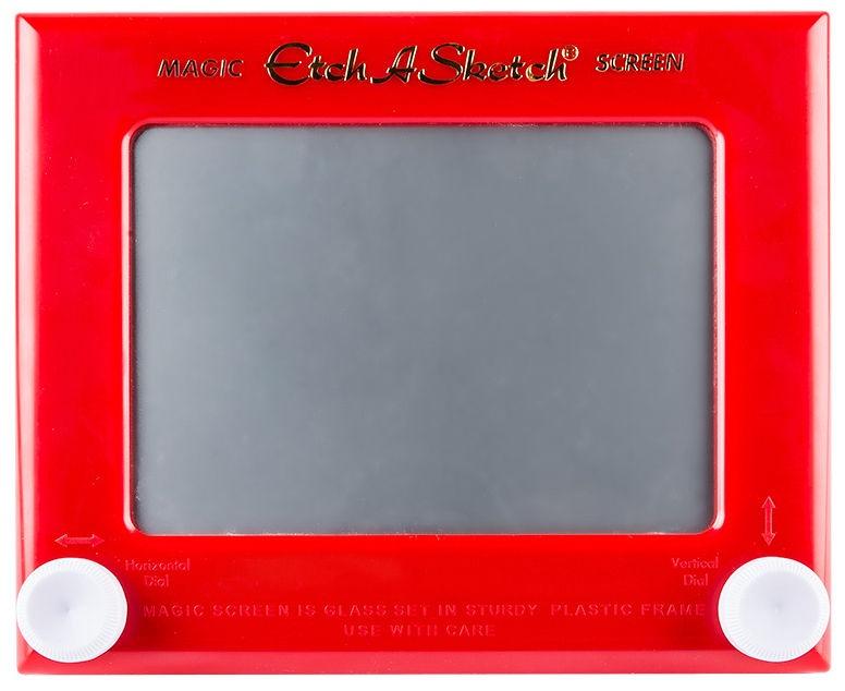 563113da0fa Spin Master Etch A Sketch Classic Red 6035112