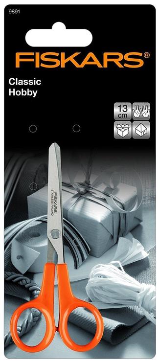 Fiskars Classic Blunt Tip Scissors 13cm Orange
