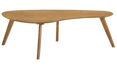 Home4you Coffee Table Scarlett Oak 20995