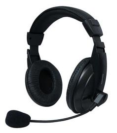 Ausinės Vakoss MH536 Stereo Headset Black