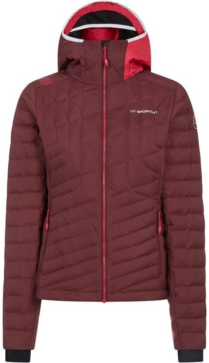 Зимняя куртка La Sportiva Down Jacket Azaira Wine/Orchid L