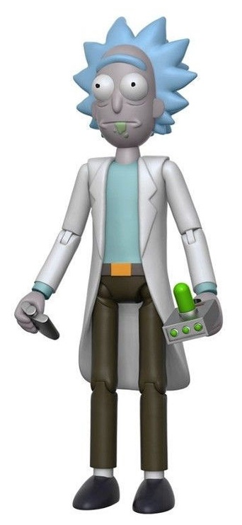 Funko Rick And Morty Rick Posable Action Figure