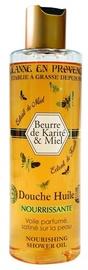 Jeanne en Provence Shea Butter & Honey 250ml Shower Oil