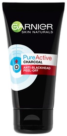 Veido kaukė Garnier Pure Active Charcoal Peel Off Mask, 50 ml