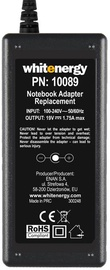 Whitenergy AC Notebook Power Adapter 4.0x1.35mm 33W