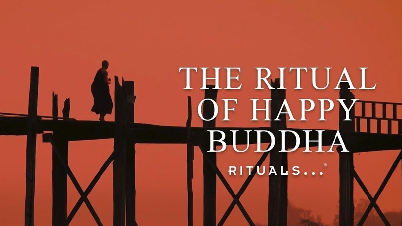Rituals Happy Buddha Parfum d'Interieur 500ml