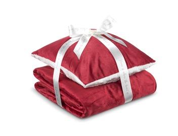 Tekk Dormeo Warm Hug 110064996 Red, 130x190 cm