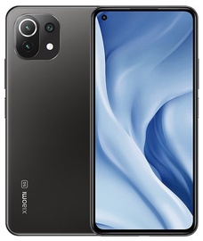 Мобильный телефон Xiaomi Mi 11 Lite 5G, черный, 8GB/128GB