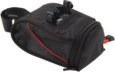 Krepšys dviračio sėdynei Ferts FSBFB-098, 13 x 8 x 7 cm