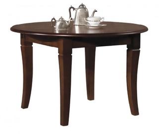 Mebin Afrodyta Round Table 120cm Rustikal Patina