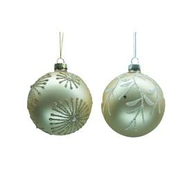 Eglutės žaisliukas Christmas Touch EBV945082/EBV945085 Champagne, 4 vnt.