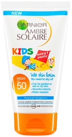 Garnier Delial Wet Skin Kid Sun Lotion SPF50 150ml