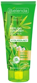 Bielenda Personal Care Smoothing Body Sugar Scrub Bamboo + Green Tea 200ml