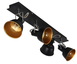 Verners Rainer Spotlight 4x40W E14 Black