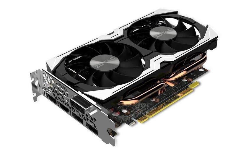 Zotac GeForce GTX 1070 Mini 2x IceStorm 8GB GDDR5 ZT-P10700G-10M