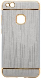 Mocco Exclusive Crown Back Case For Samsung Galaxy J7 J730 Grey