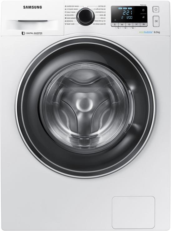 Skalbimo mašina Samsung WW80J5246EW/LE