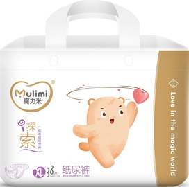 Mulimi Diapers XL 38pcs