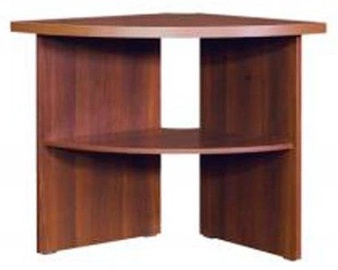 Bodzio MB45 Writing Desk Round Corner Walnut