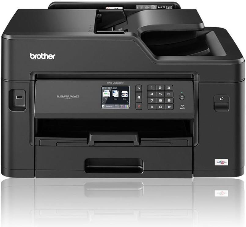 Многофункциональный принтер Brother MFC-J5330DW, струйный, цветной