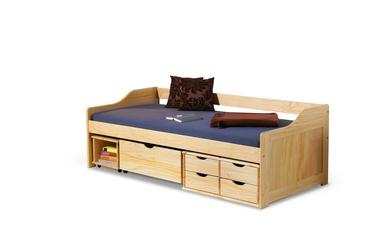 Vaikiška lova Maxima, 90 x 200 cm
