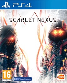 Игра для PlayStation 4 (PS4) Bandai Namco Entertainment Scarlet Nexus