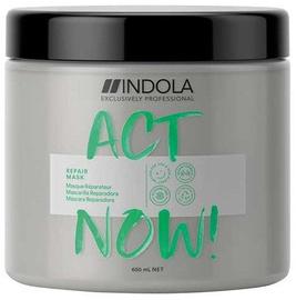 Маска для волос Indola Act Now Repair, 650 мл