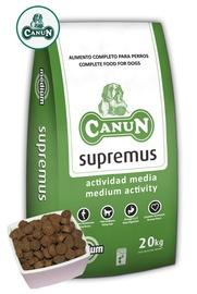 Canun Supermus Adult Liver 20kg Rice