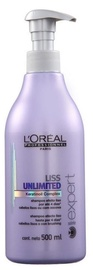 Šampūnas L`Oréal Professionnel Liss Unlimited, 500 ml