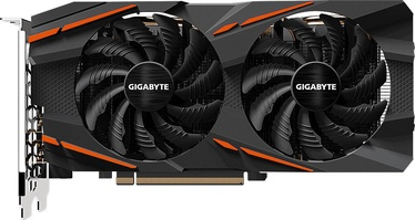 Видеокарта Gigabyte Radeon RX 580 GV-RX580GAMING-8GDV2 8 ГБ GDDR5