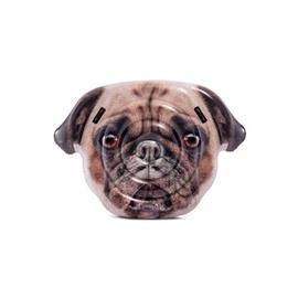 Pripučiamas plaustas Intex Pug Face, 173 x 130 cm