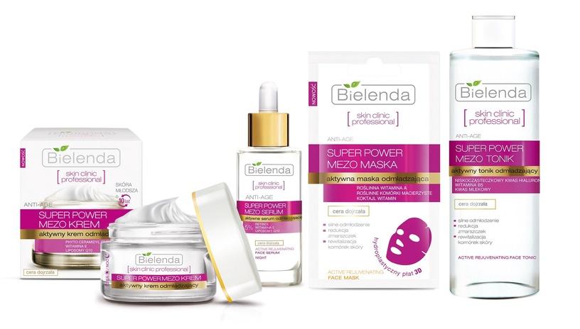 Bielenda Skin Clinic Professional Anti-Age Face Mask 10g