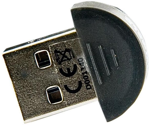 4World Bluetooth Micro Adapter USB 2.0 Class 2 Version 2.0