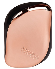 Ķemme Tangle Teezer Compact Styler Rose Gold Black
